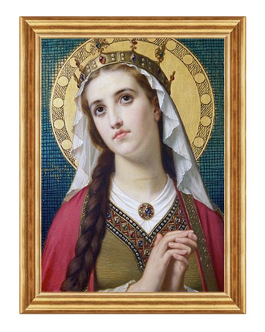 Swieta Elzbieta Wegierska - Obraz religijny
