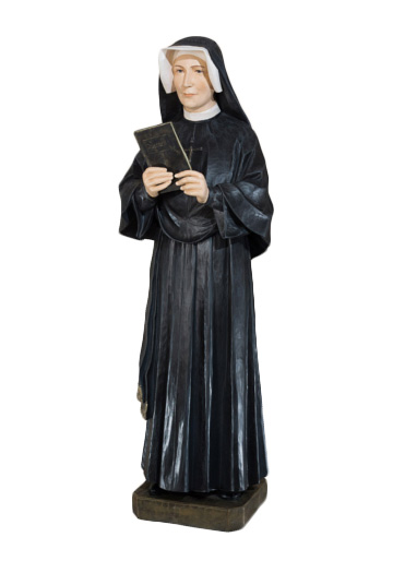Swieta Faustyna - Figura religijna