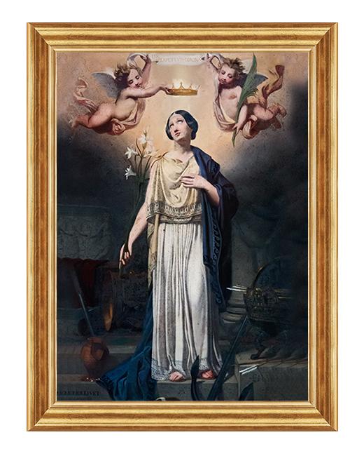 Swieta Filomena - Obraz religijny