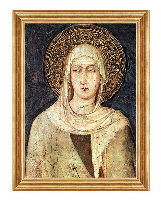 Swieta Monika - Obraz religijny