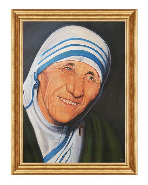 Sw. Matka Teresa z Kalkuty - Obraz religijny