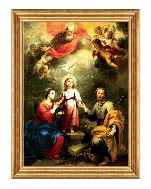 Święta rodzina - Obraz religijny