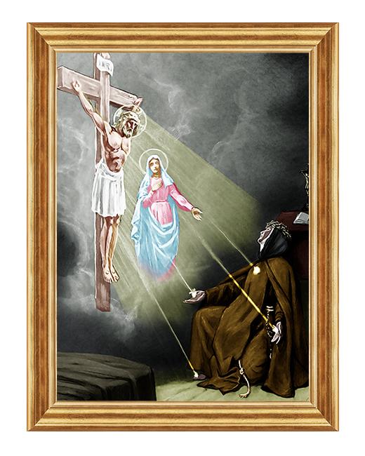 Swieta Weronika Giuliani - Obraz religijny