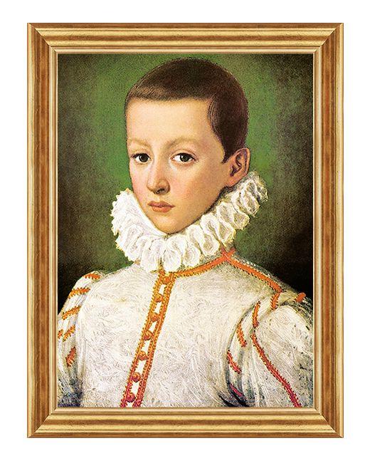 Swiety Alojzy Gonzaga - Obraz religijny