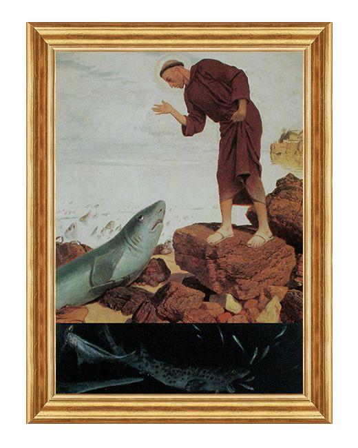 Swiety Antoni Padewski - Obraz religijny