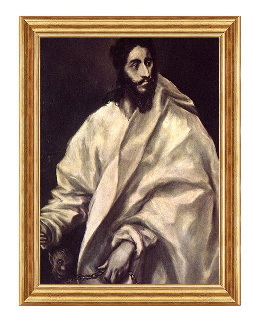 Swiety Bartlomiej Apostol - Obraz religijny