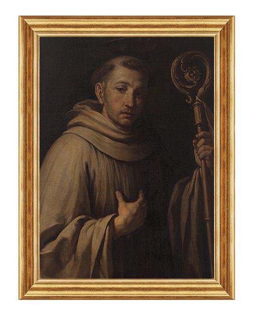 Swiety Bernard - Obraz religijny