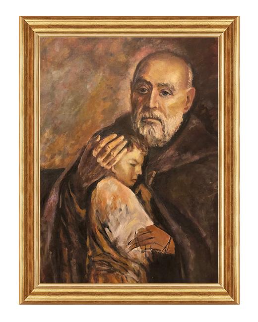 Swiety Brat Albert Chmielowski - Obraz religijny
