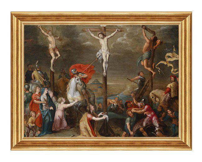 Sw. Dyzma - Dobry Lotr - Obraz religijny