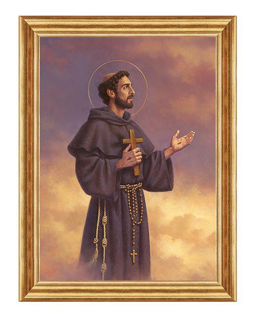 Swiety Franciszek z Asyzu - Obraz religijny