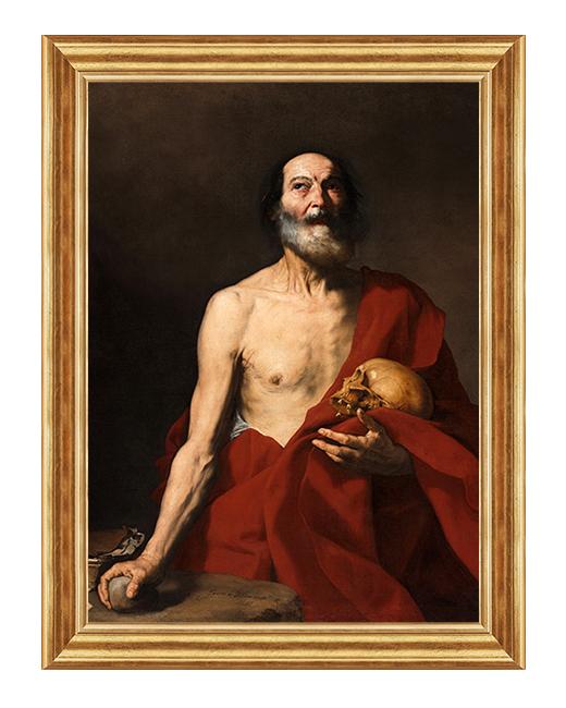 Swiety Hieronim - Obraz religijny