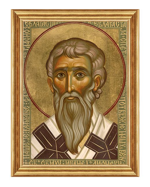 Swiety Ireneusz - Obraz religijny