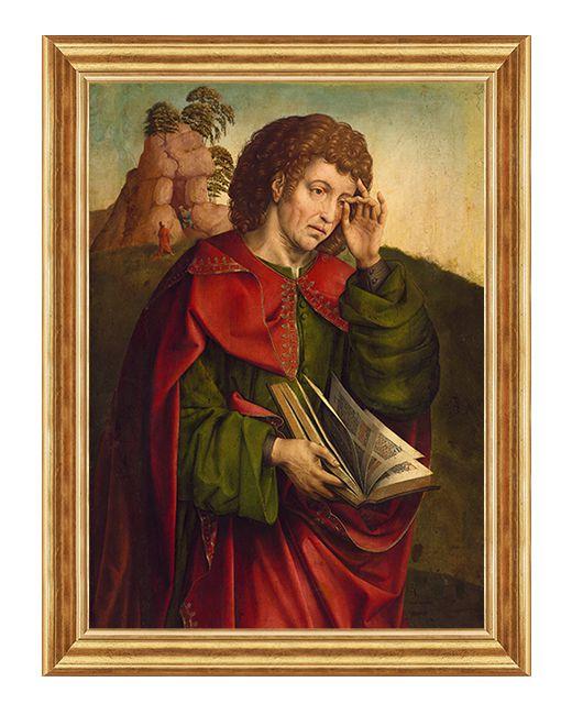 Swiety Jan Apostol - Obraz religijny