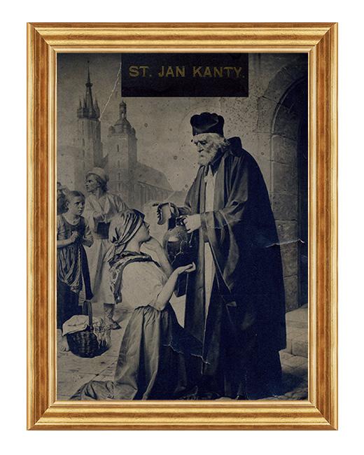 Swiety Jan Kanty - Obraz religijny