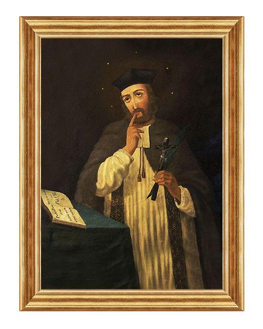 Swiety Jan Nepomucen - Obraz religijny