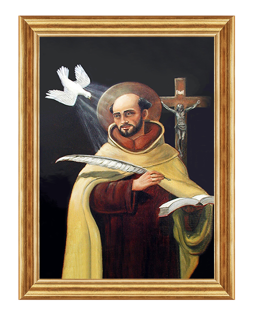 Swiety Jan od Krzyza - Obraz religijny