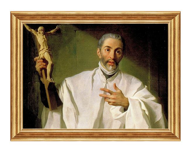 Swiety Jan z Avili - Apostol Andaluzji - Obraz religijny