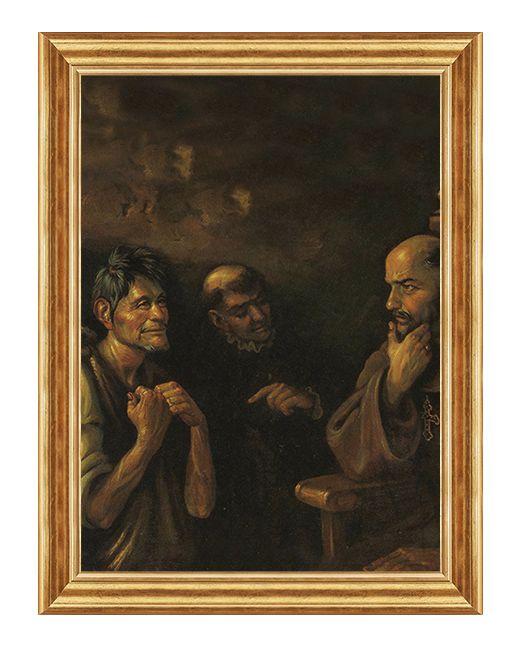 Swiety Juan Diego- Obraz religijny