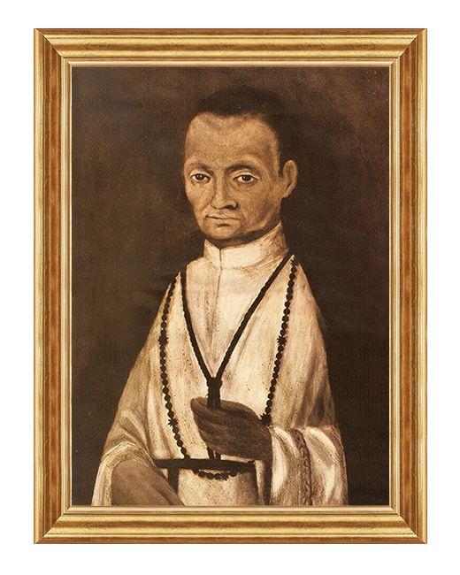 Marcin de Porres - Obraz religijny