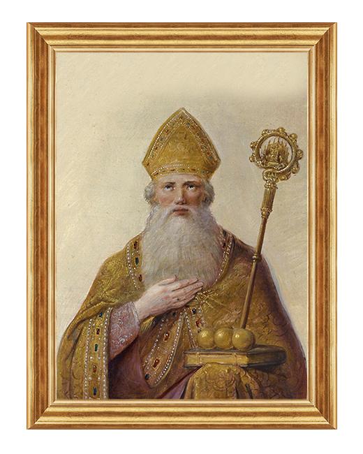 Swiety Mikołaj - Obraz religijny