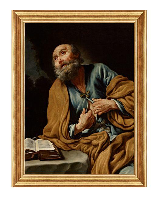 Swiety Piotr - Obraz religijny