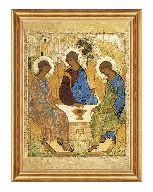 Trojca Swieta - Rublow - Obraz religijny