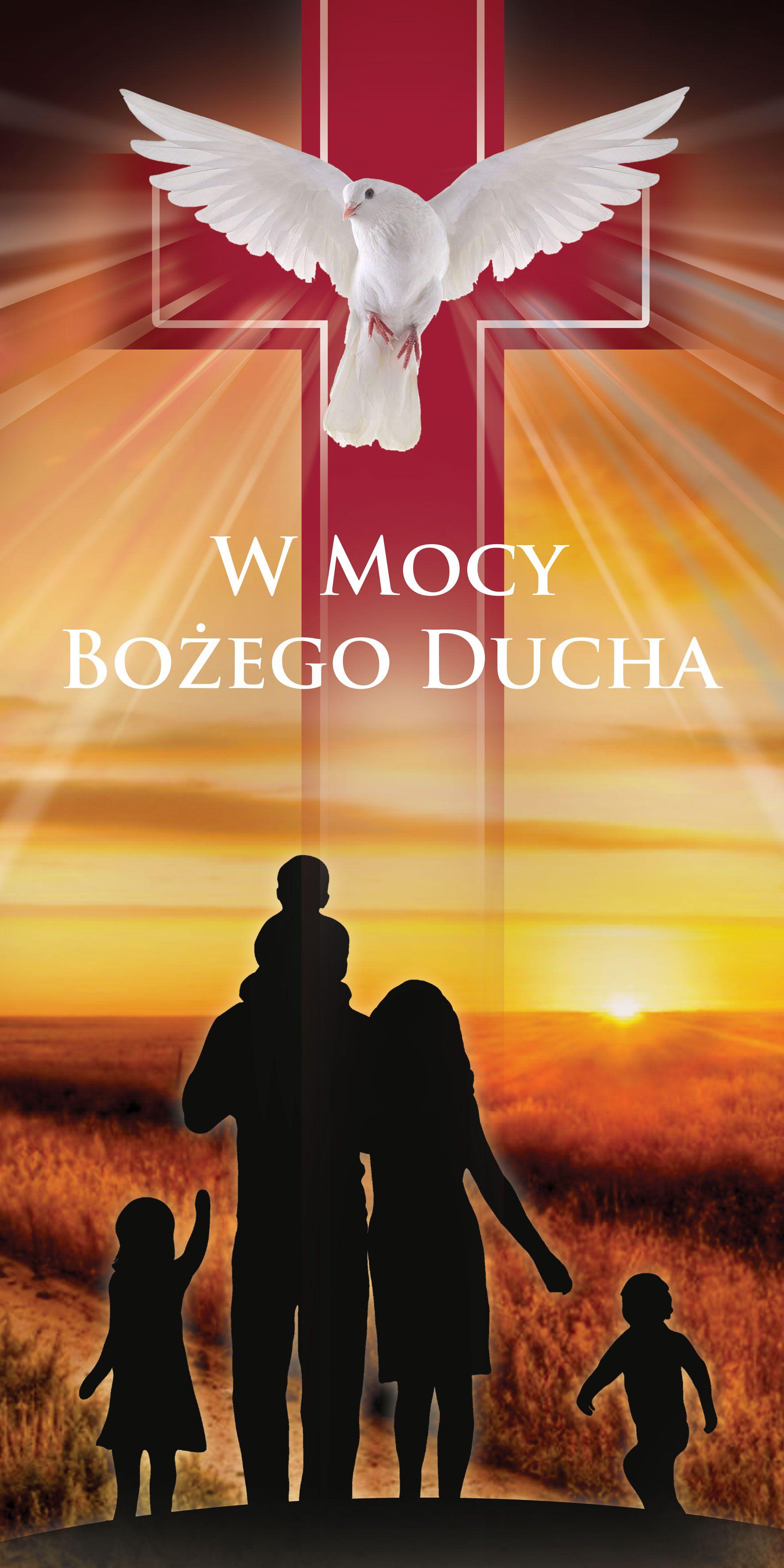W mocy Bozego Ducha - Haslo roku liturgicznego 2018/2019