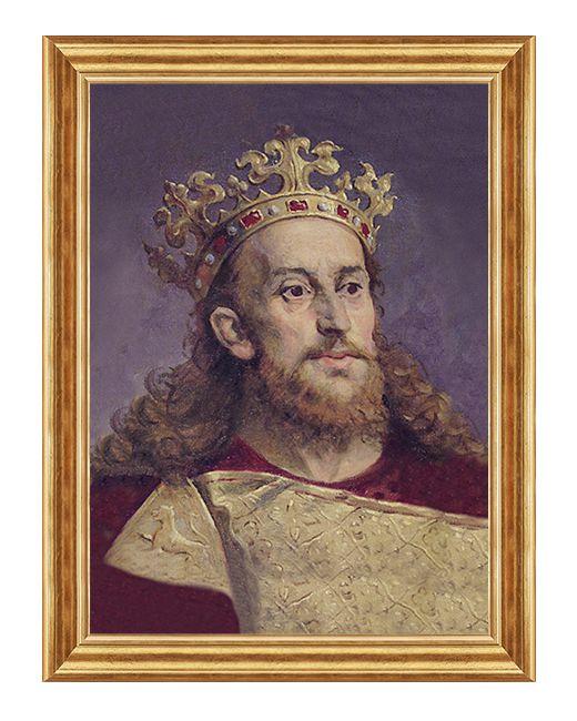 Wacław II - Obraz religijny