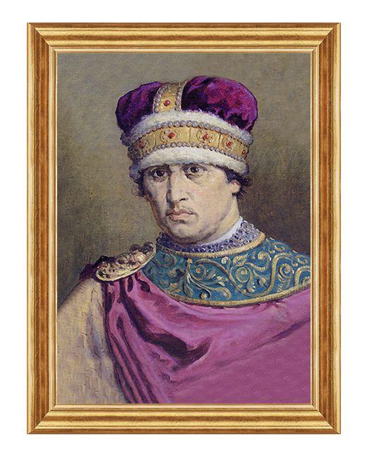 Władysław II Wygnaniec - Obraz patriotyczny