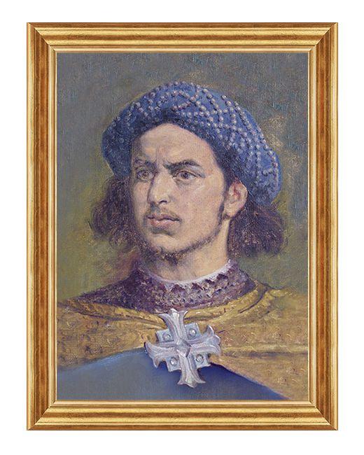 Wladyslaw Warnenczyk - Obraz religijny