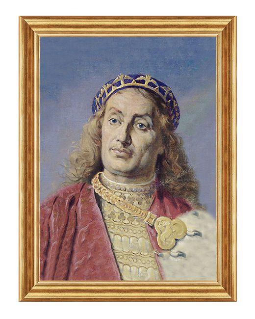 Władysław Laskonogi - Obraz patriotyczny