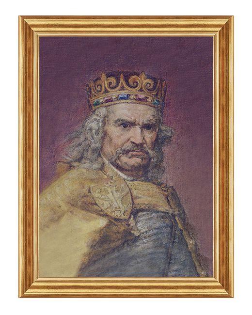 Władysław Łokietek - Obraz religijny