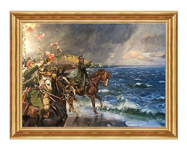 zaslubiny polski z morzem