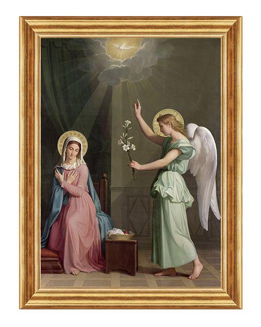 Zwiastowanie NMP - Obraz religijny